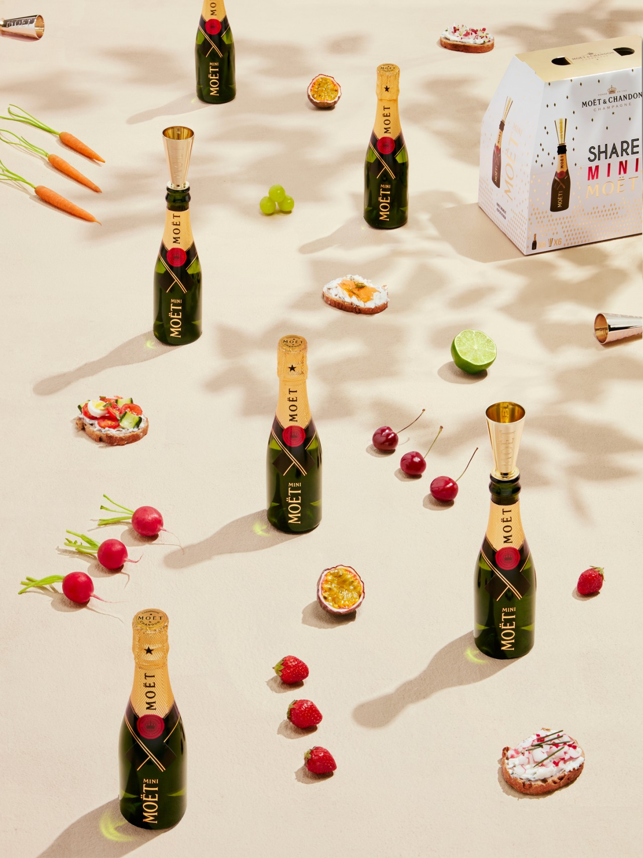 Vincent Chatelet Moët & Chandon Mini Moët