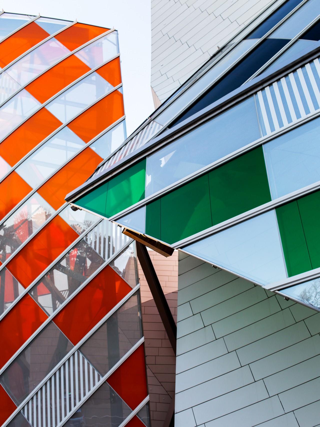 Vincent Chatelet Fondation Louis Vuitton
