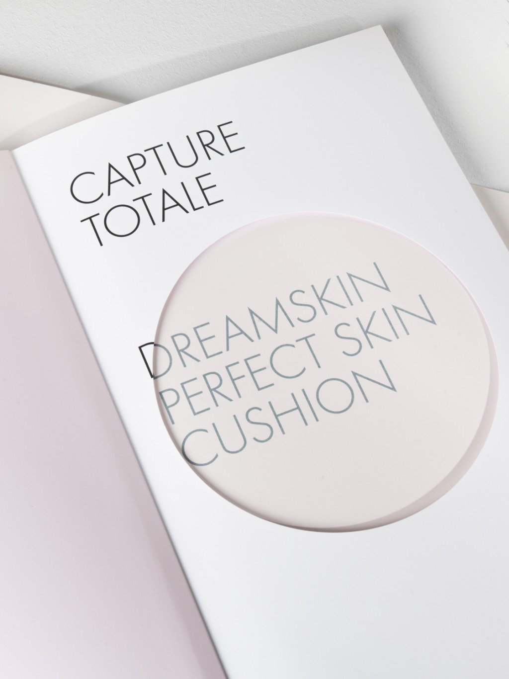 Vincent Chatelet Dior Capture Totale Cushion