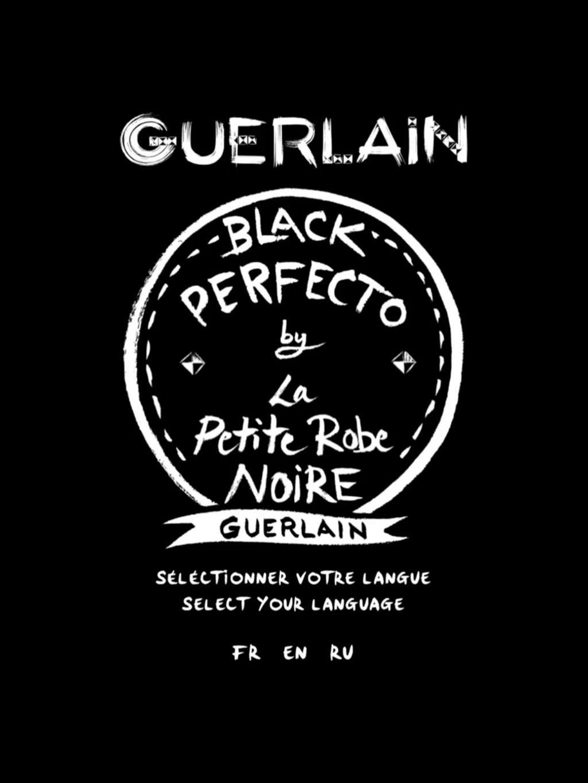 Vincent Chatelet Guerlain – La Petite Robe Noire – Black Perfecto