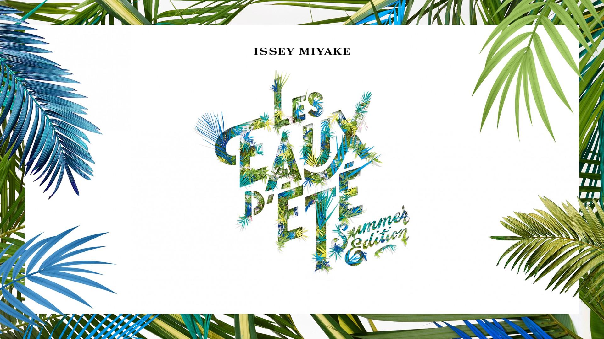 Vincent Chatelet Issey Miyake – L'eau d'été