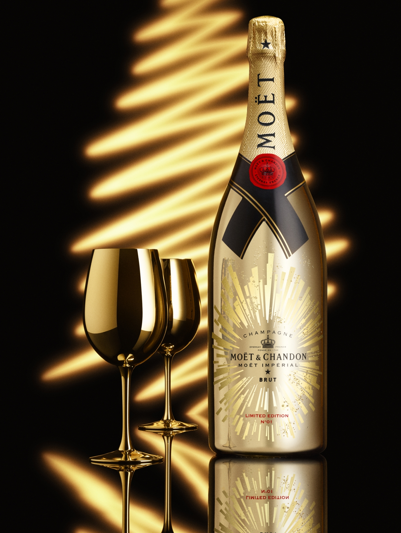Vincent Chatelet Moët End of Year