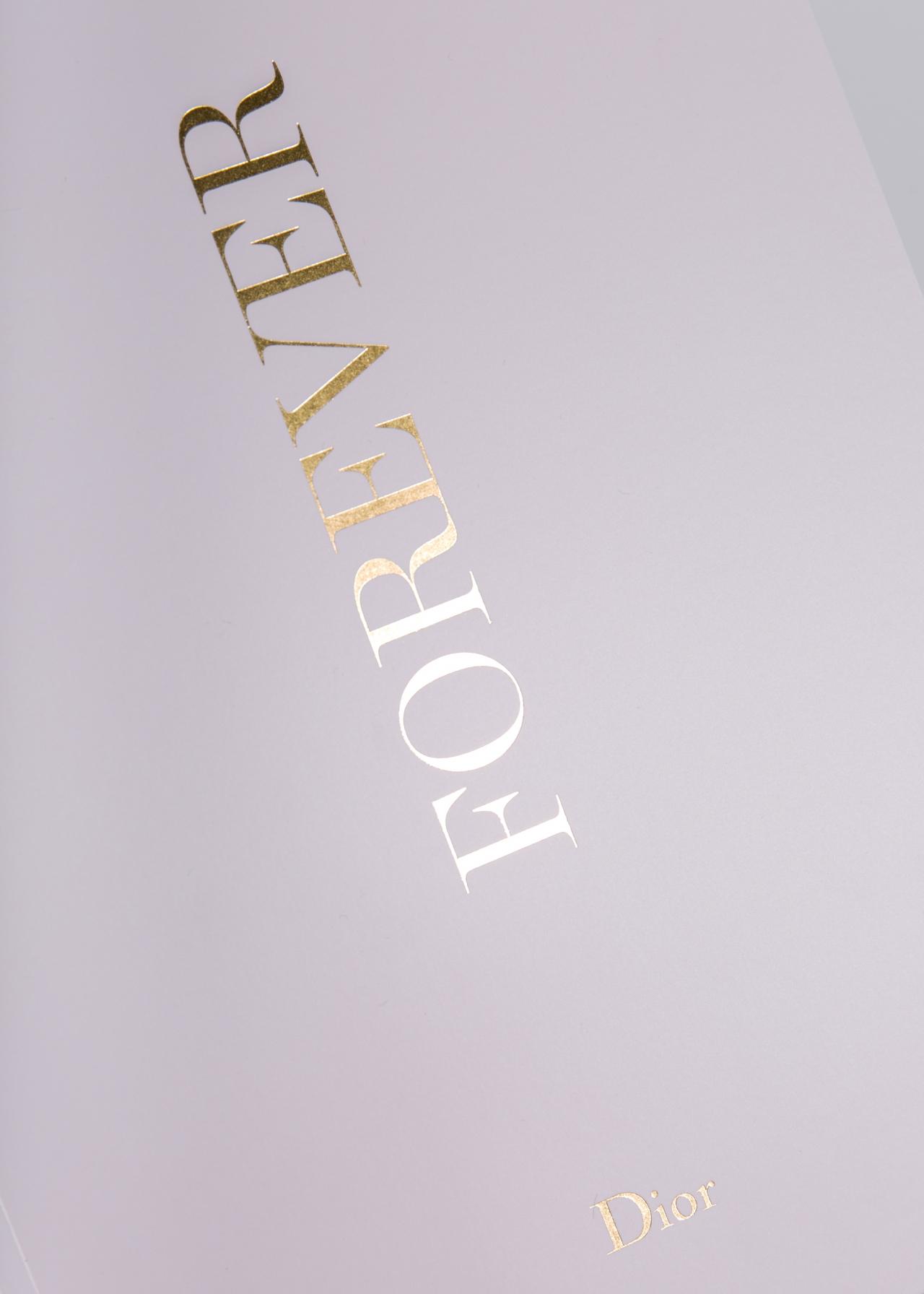 Vincent Chatelet Dior Forever