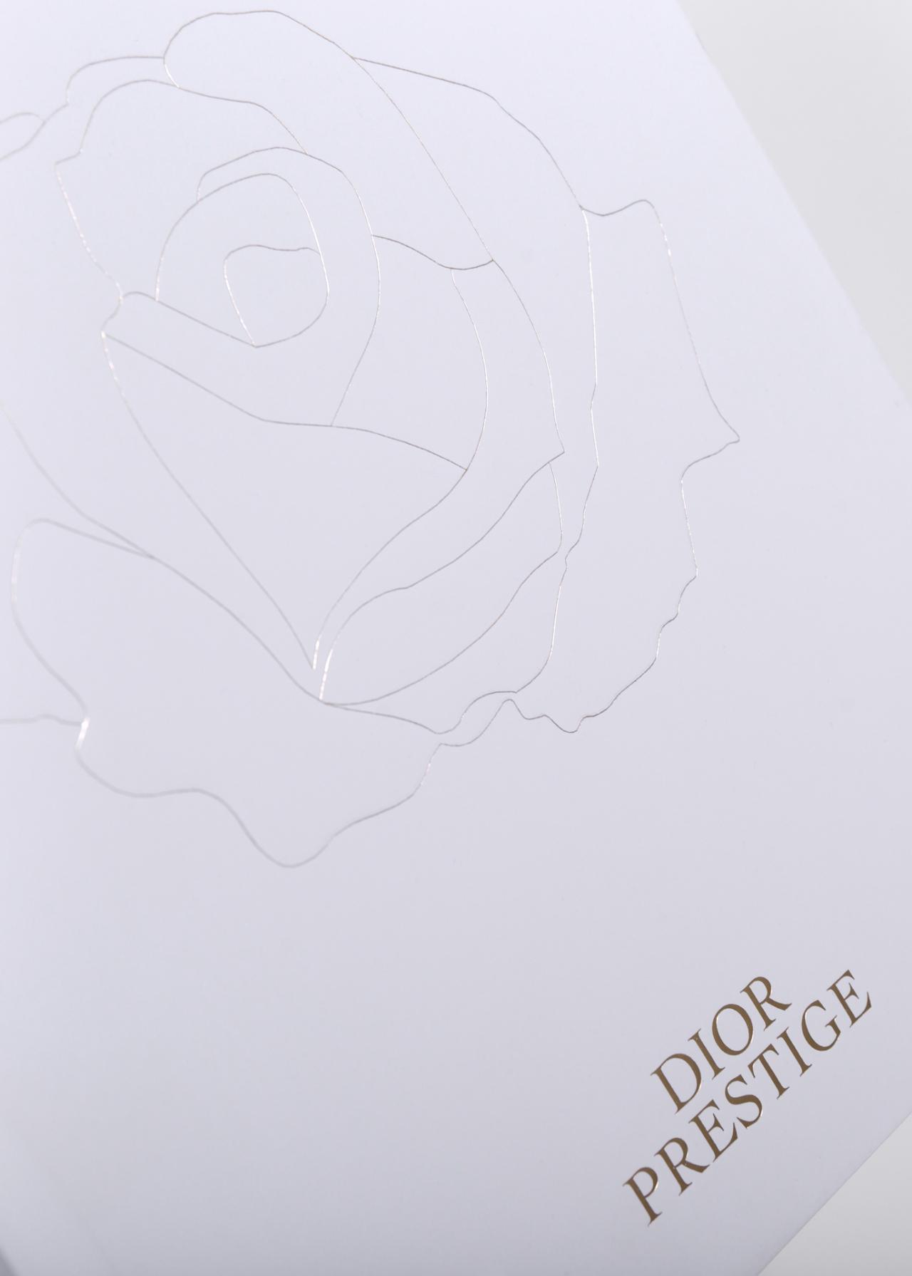 Vincent Chatelet Dior Prestige – La Rose de Granville