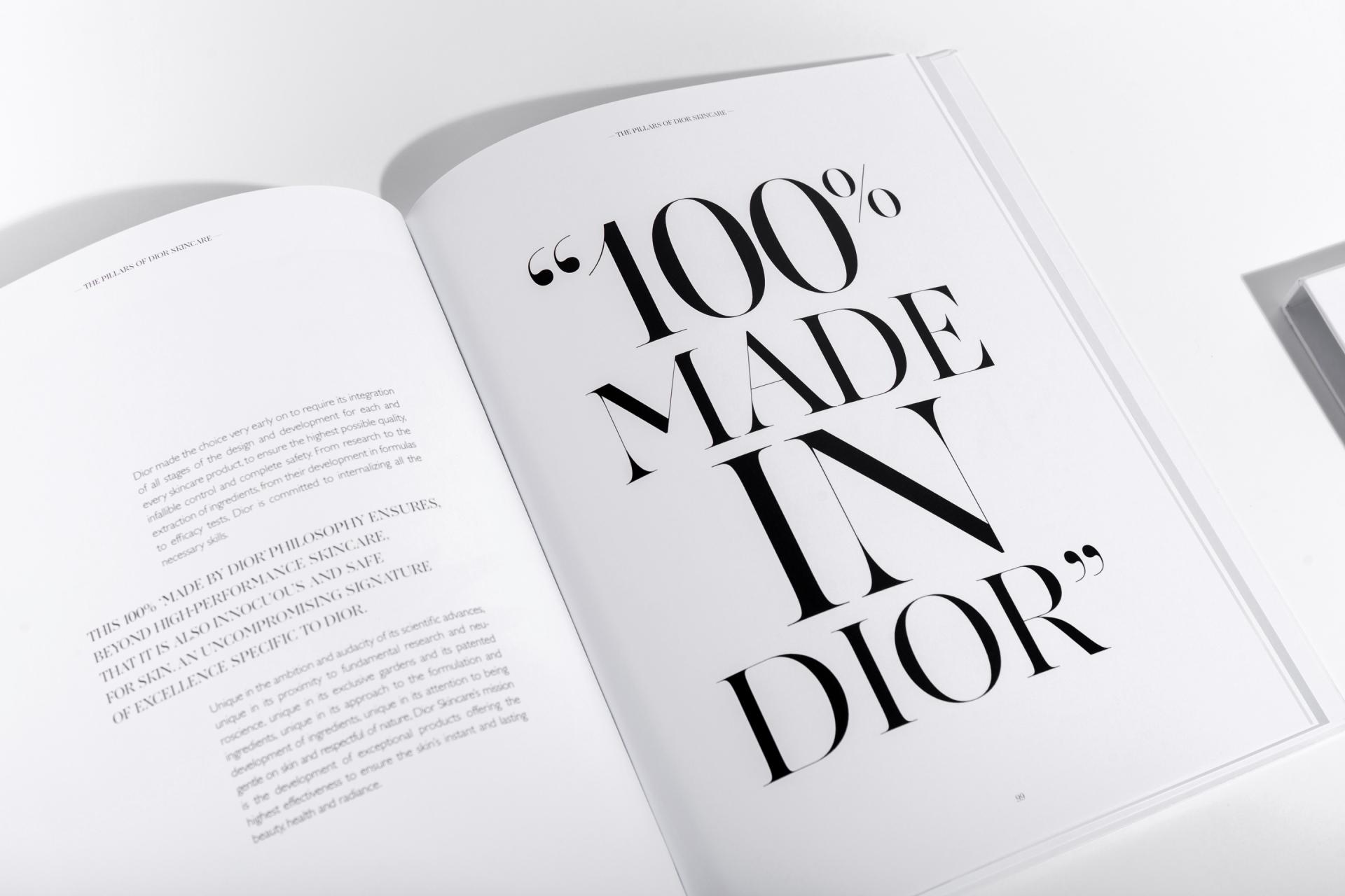 Vincent Chatelet Dior Skincare
