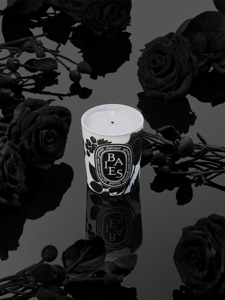 Vincent Chatelet Diptyque – Black Bouquet